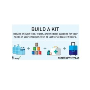 Build an Emergency Kit, FEMA Safety Tips, 72 hour survival kits