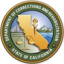CA Department of Corrections and Rehabilitation Logo