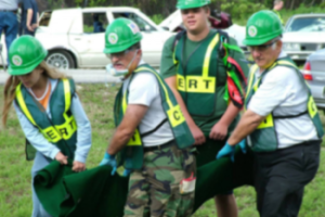 CERT Emergency Responder Gear