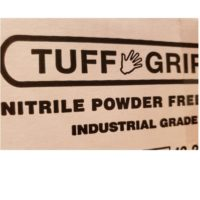 Disposable Safety Gloves Nitrile Latex Free