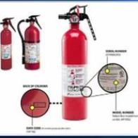 Fire Extinguisher Safety Recall, Kidde, Fire Safety Tips