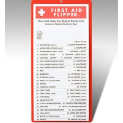 First Aid Flip Chart, First Aid Kits, Classroom Safety, Sunset Survival Kits