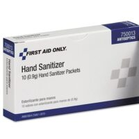 Hand Sanitizer Gel Single-Use Packets with Alcohol, Covid PPE
