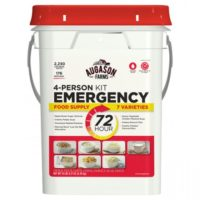 72-hr Emergency Food Supply Kit 4 person