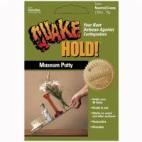Earthquake Putty Quake Hold safety supplies