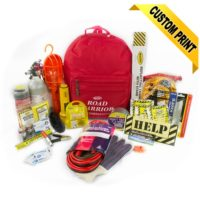 MAA01 Urban Road Warrior Roadside Survival Kit, Emergency Backpacks