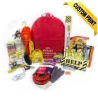 MAA01 Urban Road Warrior Roadside Survival Kit, Emergency Backpacks