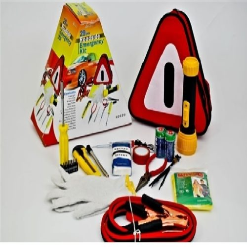 MAA09 Roadside Emergency Kit from Sunset Survival and First Aid, Safety Kits, Emergency Supplies, Travel Safety Kit
