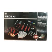 MAA09 Roadside Safety Kit, Emergency Tools, Auto Emergency Kits