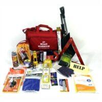 MAA10-STD Winter Survival Kit, Sunset Survival Road Warrior Kits, Vehicle Safety Kit, Roadside Safety