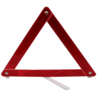 MAA54 Roadside Reflective Triangle for highway safety from Sunset Survival emergency supplies, survival kits, disaster preparedness