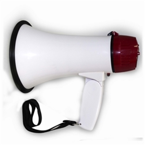MC-66M Megaphone, Emergency Kits, Disaster Triage School Safety