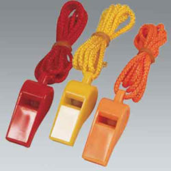 MC-88P-3 Safety Whistles from Sunset Survival and First Aid, Emergency Kits, Disaster Preparedness, Safety Supplies