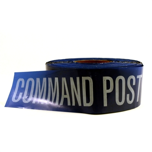 MC-ICS1 Incident Command Post Triage Tape from Sunset Survival and First Aid, Emergency Responder Supplies, Survival Kits, Disaster Preparedness