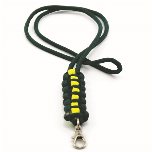 MCRT-LAY CERT Paracord Lanyard from Sunset Survival and First Aid, C.E.R.T. Supplies, Emergency Kits, Disaster Preparedness