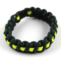 MCRT-PARACORD CERT Paracord Bracelet from Sunset Survival and First Aid, C.E.R.T. Responder Gear, Emergency Kits, Disaster Preparedness