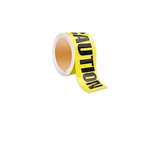 MEE45 Caution Tape 1000-ft roll, barricade tape from Sunset Survival and First Aid, safety supplies, disaster preparedness, emergency kits, triage ribbon