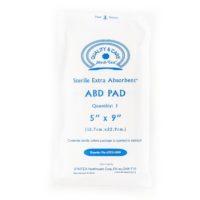 MFA-24SU ABD Pad Sterile Trauma Dressing, First Aid Kits, Triage, School Safety