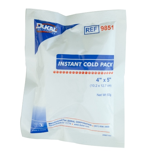 MFA-27 Instant Ice Pack, First Aid, Safety Kits