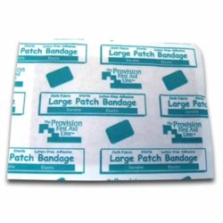 MFA-37 Large Patch Bandage from Sunset Survival and First Aid Kits, Emergency Supplies, Disaster Preparedness
