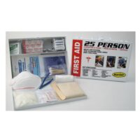 MFA-CAB-25 Industrial First Aid Cabinet 25-Person Metal First Aid Kits, emergency safety kits, responder kits