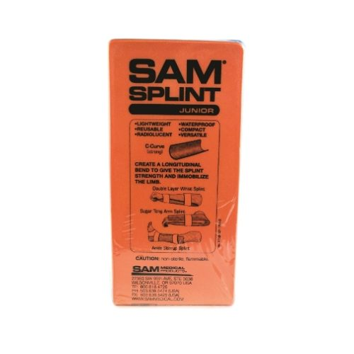 MFA-GG18 SAM Medical Splint from Sunset Survival and First Aid, Emergency Preparedness Kits, Survival Supplies
