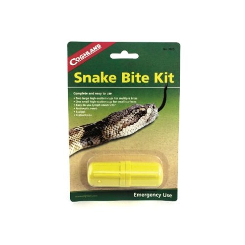 MFA-OD6 Snake Bite Kit from Sunset Survival and First Aid, Emergency Kits, Safety Supplies, Disaster Preparedness