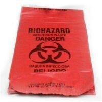 Biohazard Infectious Waste Bags Emergency Sanitation Waste Disposal