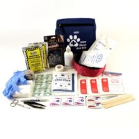MFA-TK11-DXL Deluxe Pet First Aid Kit from Sunset Survival and First Aid, Pet Safety Kits, Emergency Supplies, Disaster Preparedness