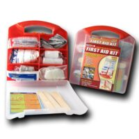 MFA-TK183 183-piece First Aid Kit from Sunset Survival, Emergency Kits, First Aid Safety Supplies, Disaster Preparedness, School Safety