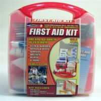 MFA-TK234 234-piece First Aid Kit from Sunset Survival and First Aid, emergency kits, safety supplies, disaster preparedness