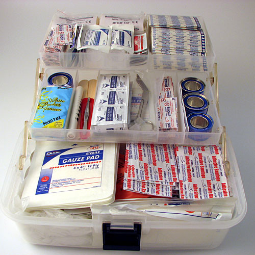 MFA-TK7 Rescue One first aid kit from Sunset Survival and First Aid, Emergency Supplies, Classroom Safety, Disaster Preparedness