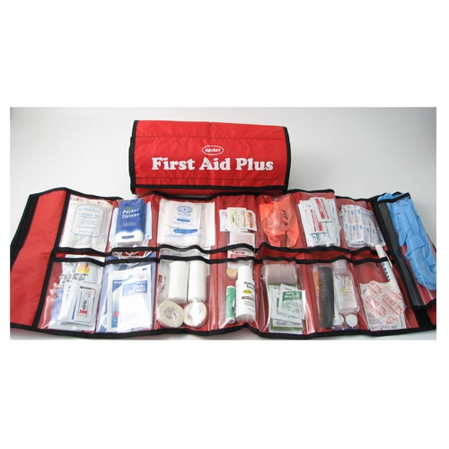 105 piece first aid trauma kit in medical sleeve sunset survival kits mfa tk8 pl 105 piece first aid trauma kit in medical sleeve from publicscrutiny Choice Image