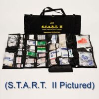 MFA-TK8TB Deluxe First Aid Trauma Kit, Survival First Aid, Emergency Supplies, Disaster Response