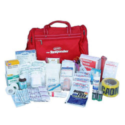 MFA-TK9 The Responder emergency response kit from Sunset Survival and First Aid, Emergency Supplies, First Responder Gear, Classroom Safety, Disaster Preparedness