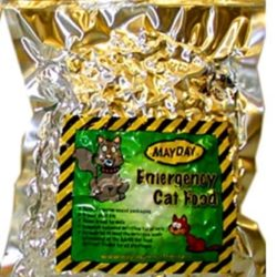 MFB-4CAT Emergency Pet Food for Cats from Sunset Survival and First Aid, Emergency Kits, Disaster Preparedness, Survival Supplies
