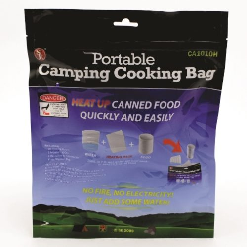 MFB-BAG Emergency Camping Cooking Bag from Sunset Survival and First Aid, Emergency Preparedness Kits, Survival Supplies