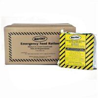 MFB36MC Case of 3600-cal Emergency Survival Food Bars, 5-year shelf-life, Emergency Kits, Survival Supplies, Disaster Preparedness