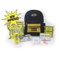 MKEC1 Survival Backpack Earthquake Kits from Sunset Survival and First Aid, emergency kits, survival backpacks, earthquake preparedness