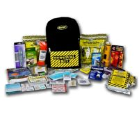 MKEX2 2-Person Deluxe Emergency Backpack Kit, Sunset Survival Kits, Emergency Water and Food, Commuter Backpacks, Disaster Kits