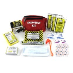 MKFP-1DAY One-Day Emergency Fanny Pack Survival Kit from Sunset Survival and First Aid, Emergency Kits, Survival Supplies, Earthquake Kits, Disaster Preparedness, Commuter Kits