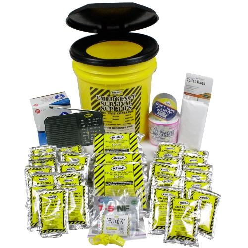MKKLD Classroom Lockdown Bucket Kit, Emergency School Safety, Survival Kits