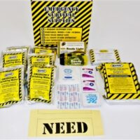 MKKRT Basic 3-Day Emergency Kit from Sunset Survival and First Aid, school emergency kits, earthquake kits, classroom safety, disaster preparedness