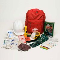 MKSR1A Professional Search and Rescue Responder Backpack Kit with first aid trauma supplies, emergency survival gear from Sunset Survival and First Aid Kits, Disaster Preparedness