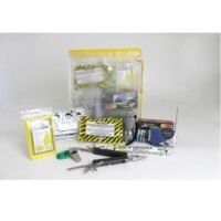 MKT-WTR1 Waterproof Emergency Kit from Sunset Survival and First Aid, emergency kits, safety supplies, disaster preparedness