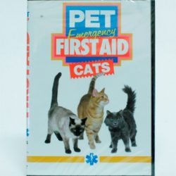 MPET-DVD-CT Pet Emergency Preparedness DVD for Cats from Sunset Survival and First Aid, Emergency Kits, Disaster Preparedness, Survival Supplies