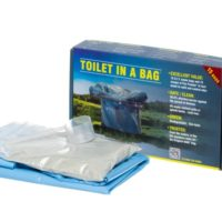 MPP-CW15 Clean Waste Toilet in a Bag Emergency Sanitation Kits