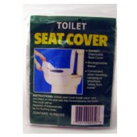 MPP33-C Disposable Toilet Seat Covers from Sunset Survival and First Aid, Emergency Bucket Kits, Disaster Preparedness, Survival Kits Earthquake Survival