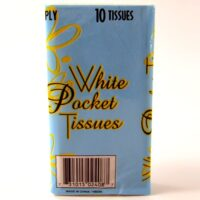 MPP99 Pocket Tissue from Sunset Survival and First Aid, Emergency Kits, Survival Supplies, Disaster Preparedness