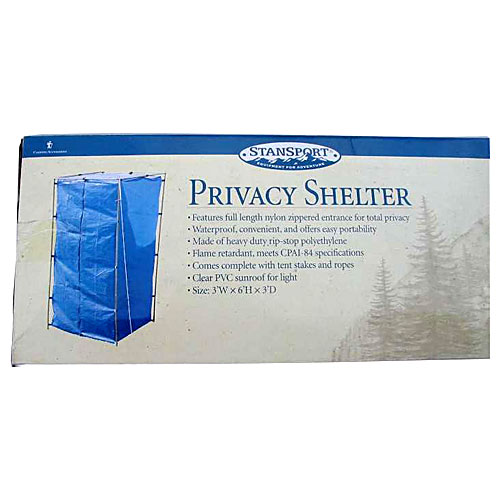 MSH33 Privacy Shelter from Sunset Survival and First Aid, Emergency Shelter Supplies, School Safety Supplies, Classroom Lockdown, Disaster Preparedness